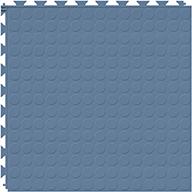 Cerulean Blue 6.5mm Coin Flex Tiles - Designer Series