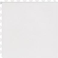 White 6.5mm Smooth Flex Tiles