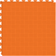 Orange6.5mm Diamond Flex Tiles