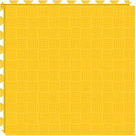 Bright Yellow6.5mm Diamond Flex Tiles