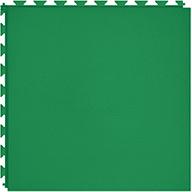 Green 6.5mm Smooth Flex Tiles