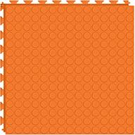 Orange 6.5mm Coin Flex Tiles - Designer Series