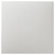 White Solid Peel & Stick Vinyl Tile