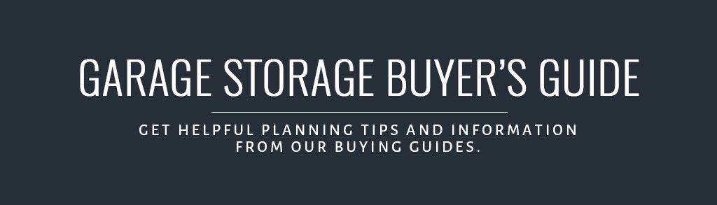 garage storage buyers guide