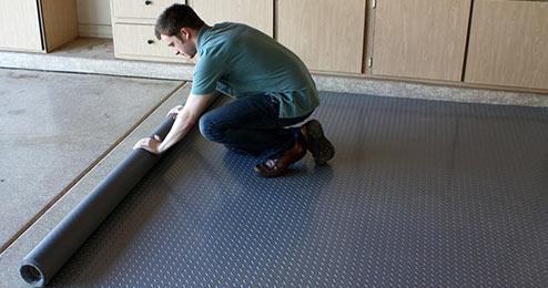 Garage Flooring Tiles : Garage flooring buying guide