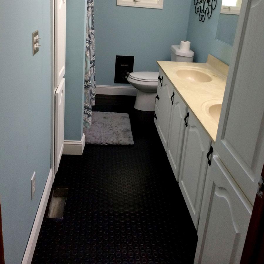 Customer Reviews Coin Nitro Rolls Custom Cut - Polyvinyl garage floor covering