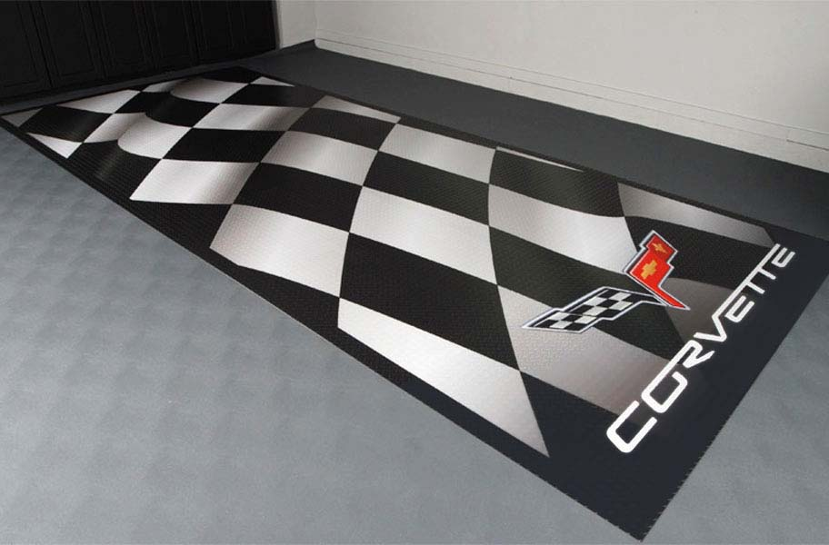 Coin Nitro Rolls Roll Out Vinyl Garage Flooring